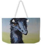Emu 2 Weekender Tote Bag