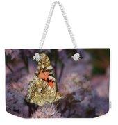 En Garde - Painted Lady - Butterfly Weekender Tote Bag