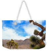 En Route To Grand Canyon West Rim Weekender Tote Bag