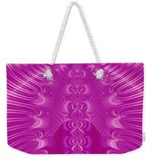 Enchanted By Pink Weekender Tote Bag