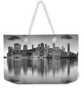 Enchanted City Weekender Tote Bag by Az Jackson