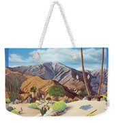 Enchanted Desert Weekender Tote Bag