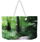 Enchanted Forest At Blarney Castle Ireland Weekender Tote Bag