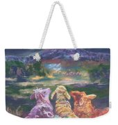 Enchanted Lights Weekender Tote Bag