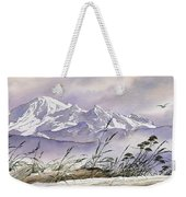 Enchanted Mountain Weekender Tote Bag