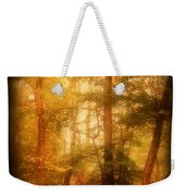 Enchanted Path 2 - Allaire State Park Weekender Tote Bag