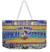 Enchanted Tiki Birds Weekender Tote Bag