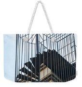 Enclosed Escape Weekender Tote Bag