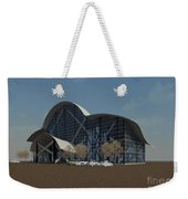Enclosure Weekender Tote Bag