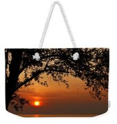 End Of A Day - 1 Weekender Tote Bag