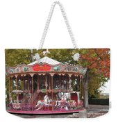 End Of A Season Weekender Tote Bag