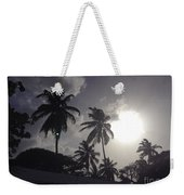 End Of The Day In The Islands Weekender Tote Bag