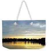 Edinboro Lake Weekender Tote Bag