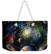 Endless Beauty Of The Universe Weekender Tote Bag