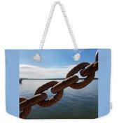 Endless Chain Of Hope  Weekender Tote Bag