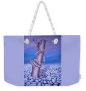 Endless Stillness Weekender Tote Bag