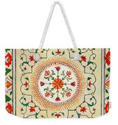 Enduring Love Floral Painting Weekender Tote Bag