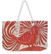 Energy Bird Weekender Tote Bag