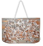 Energy Dance Weekender Tote Bag