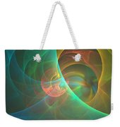 Energy Of The Good Weekender Tote Bag