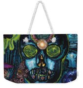 Energy Self Portrait Weekender Tote Bag