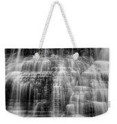 Lower Falls Cascade #2 Weekender Tote Bag