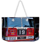 Engine 19 Weekender Tote Bag