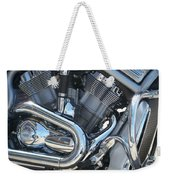 Engine Close-up 1 Weekender Tote Bag
