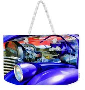 Engine Compartment 11 Weekender Tote Bag