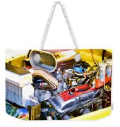 Engine Compartment 5 Weekender Tote Bag