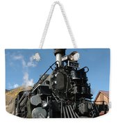 Engine Number 473 Weekender Tote Bag