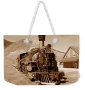 Engine Number 478 Weekender Tote Bag