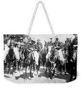 England: Cowboys, C1900 Weekender Tote Bag