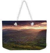 England, Cumbria, Lake District National Park Weekender Tote Bag