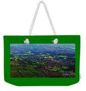 An Aerial Vision Of England Weekender Tote Bag