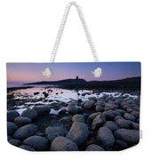 England, Northumberland, Embleton Bay. Weekender Tote Bag