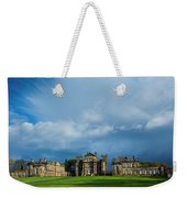 England, Northumberland, Seaton Delaval Hall Weekender Tote Bag