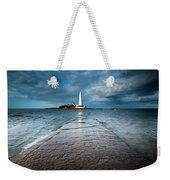England, Tyne And Wear, Whitley Bay  Weekender Tote Bag