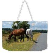 England - Wild Horses Weekender Tote Bag