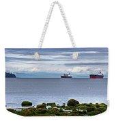 English Bay Weekender Tote Bag