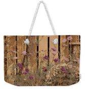 English Garden In Pastels Weekender Tote Bag