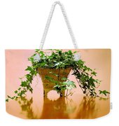 English Ivy Weekender Tote Bag