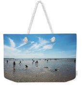English Summer Weekender Tote Bag