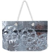 Engrenage De Glace / Iced Gear Weekender Tote Bag