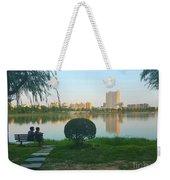 Enjoy The Sunset  Weekender Tote Bag