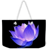 Enlightened Weekender Tote Bag