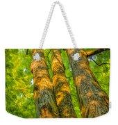 Enlightened Trees Weekender Tote Bag