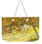 Eno River #25 Weekender Tote Bag