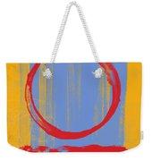 Enso Weekender Tote Bag by Julie Niemela