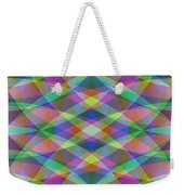 Entangled Curves Two Weekender Tote Bag